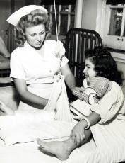 #TBT Circa 1940 Nurse