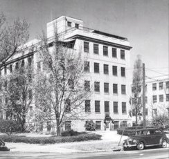 #TBT Hospital in 1949