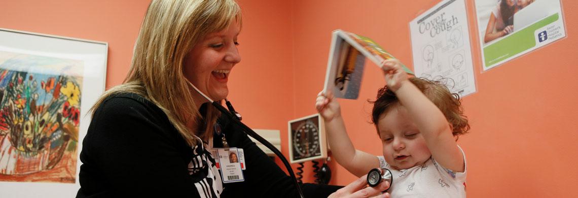 Akron Children's Hospital Pediatrics grows up, turns 20