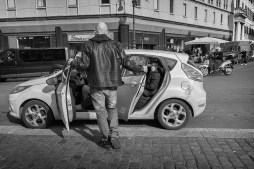 Rome Street Photography Panasonic Lumix GM5