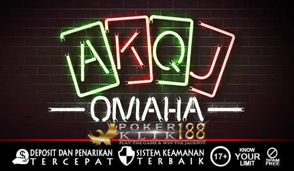 Cara Main Game POT LIMIT OMAHA