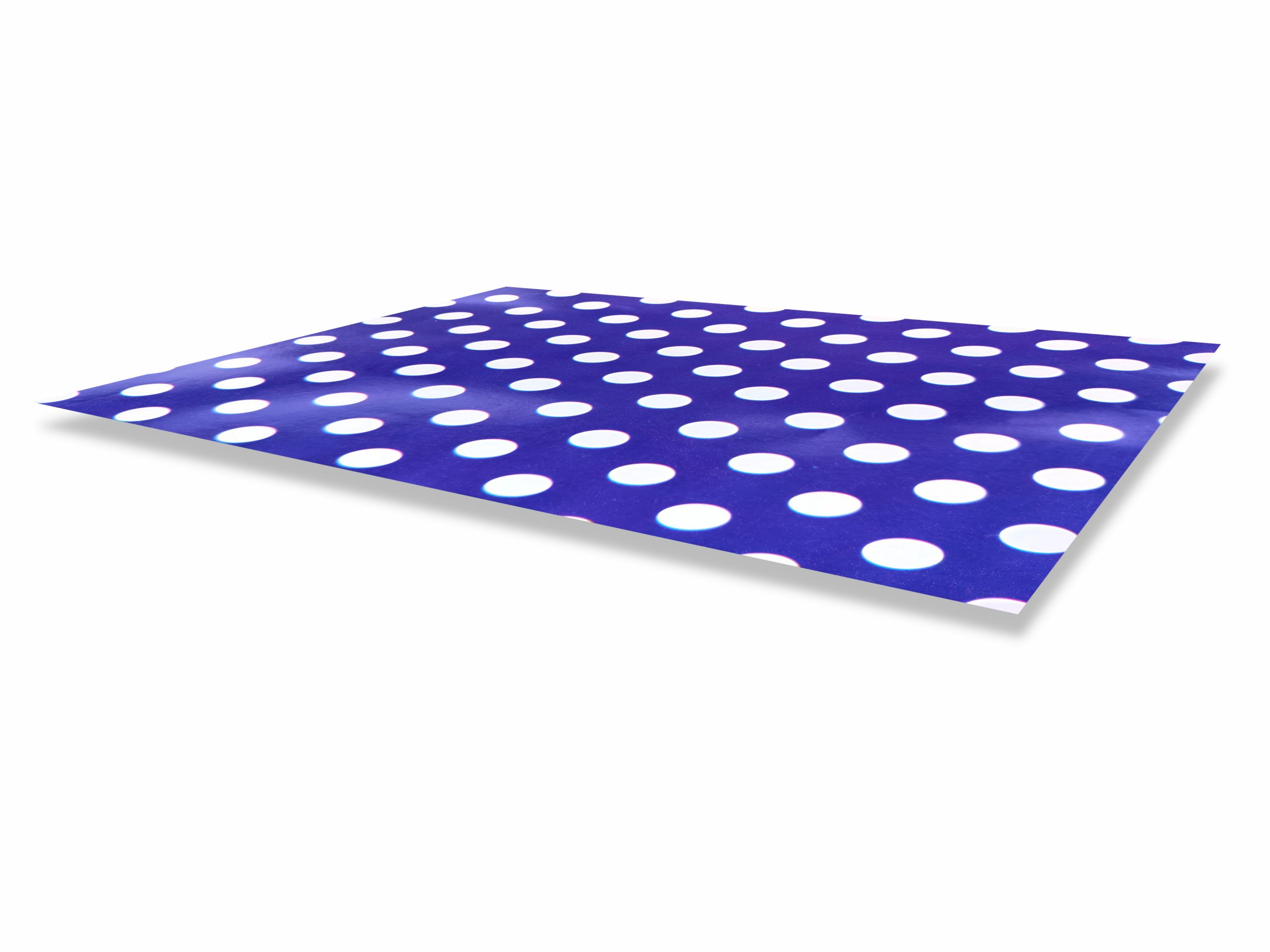 Gift Wrapping Papers - Deep Blue Polka Dots