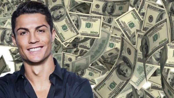Janji Real Madrid Pasti Akan Naikkan Gaji Christiano Ronaldo