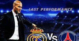 Liga Champions Melawan PSG Adalah Ujian Dari Zidane