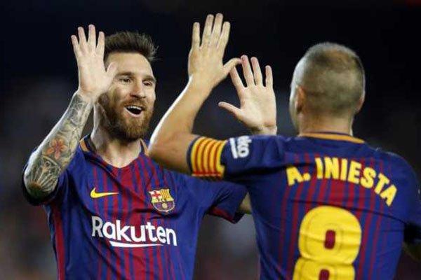 Barcelona Dapat Kabar Buruk dari Lionel Messi dan Ter Stegen
