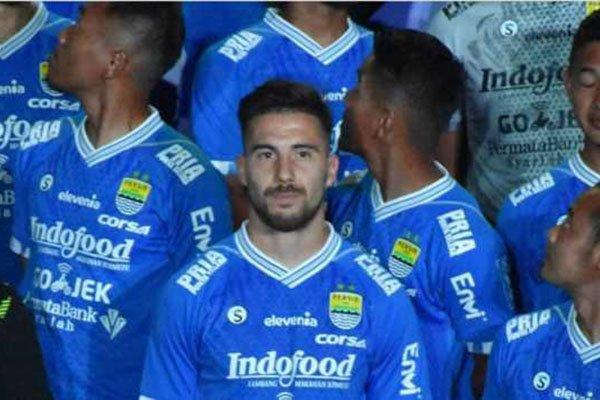 Persib Bandung Ragu Turunkan Jonathan Bauman Lawan PS Tira