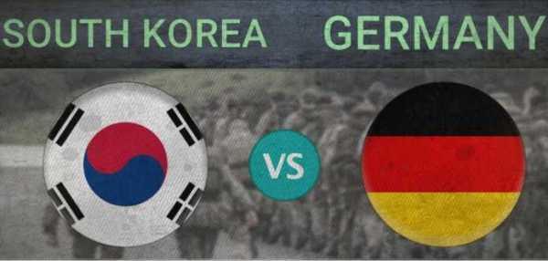 Prediksi Pertandingan Sepakbola Korea Selatan VS Jerman
