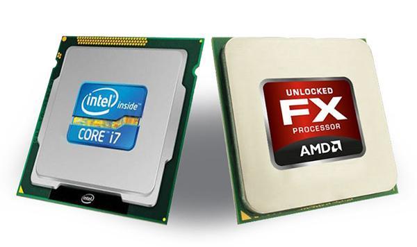 Процессор интел против амд