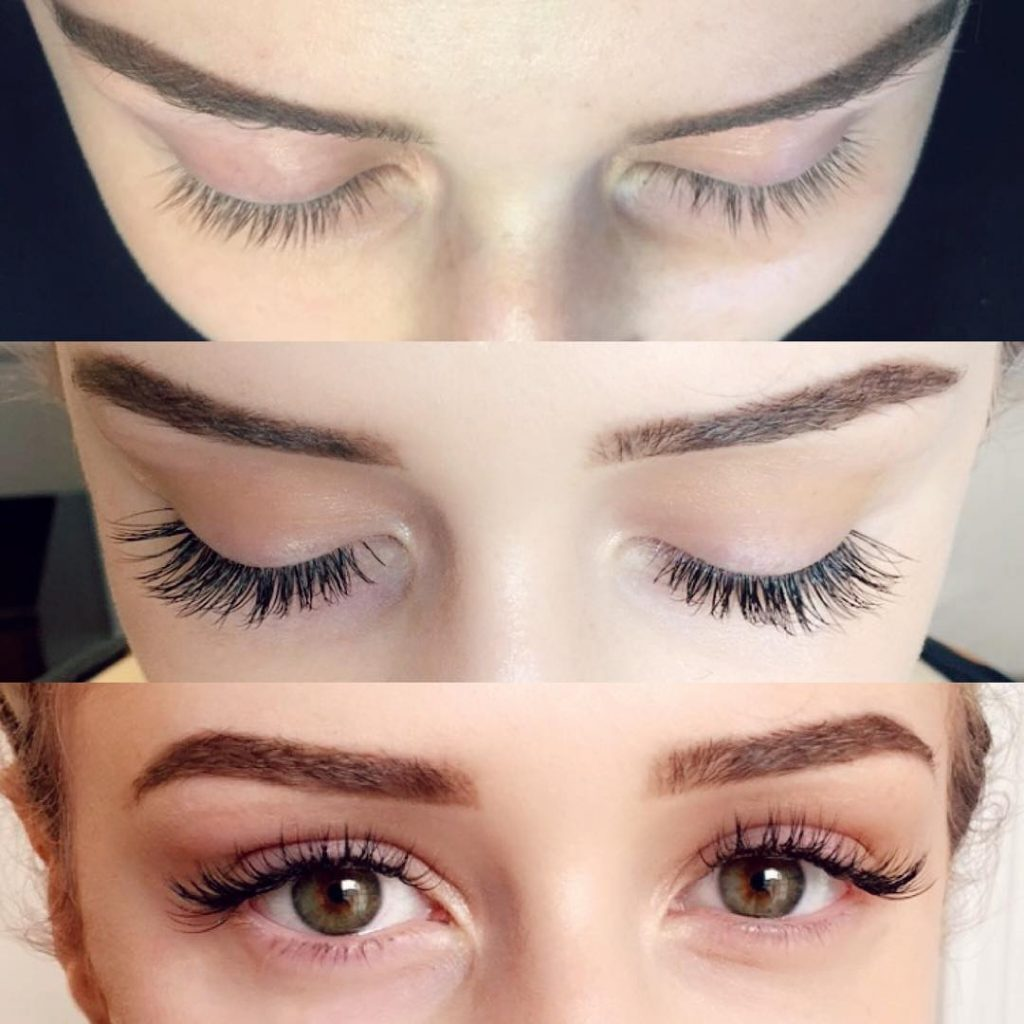 The Best Lashes For Your Eye Shape
