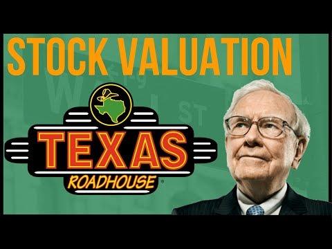 Full Example: Warren Buffett's Valuation Method!