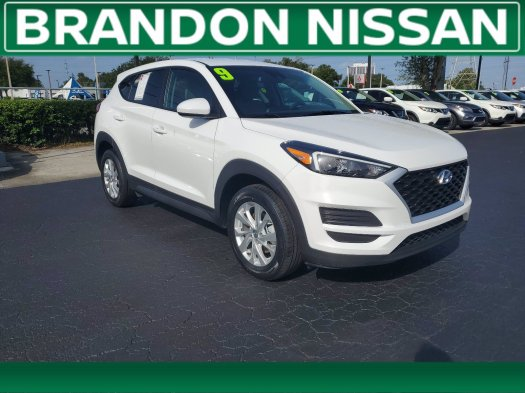 Pre-Owned 2019 Hyundai Tucson SE 4D Sport Utility in ...