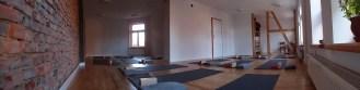 Szkoła jogi 12 asan - wnętrze