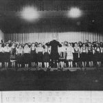 Ukrainian women's choir at Auschwitz