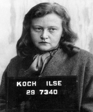 Ilse Koch in prison