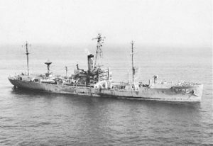 USS Liberty - Post Israeli Attack