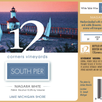 Wine of the Month: South Pier Niagara White