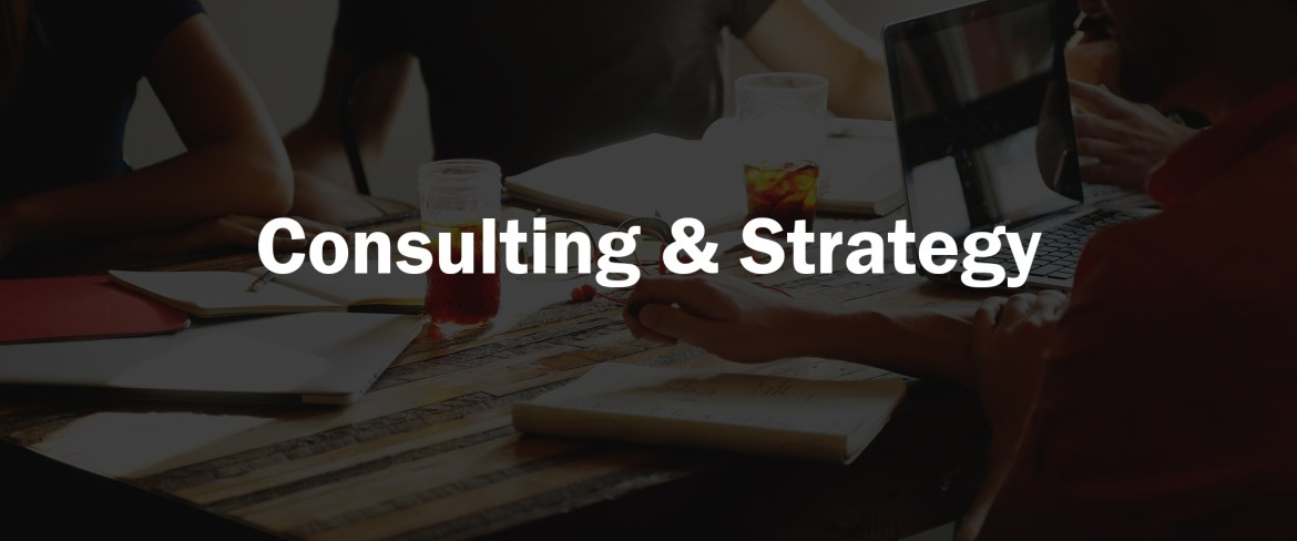 video consulting and strategy