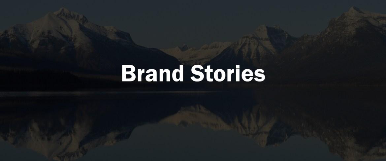 Brand Story Videos