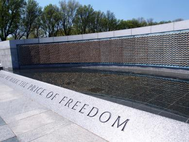 Price of Freedom, WWII Memorial