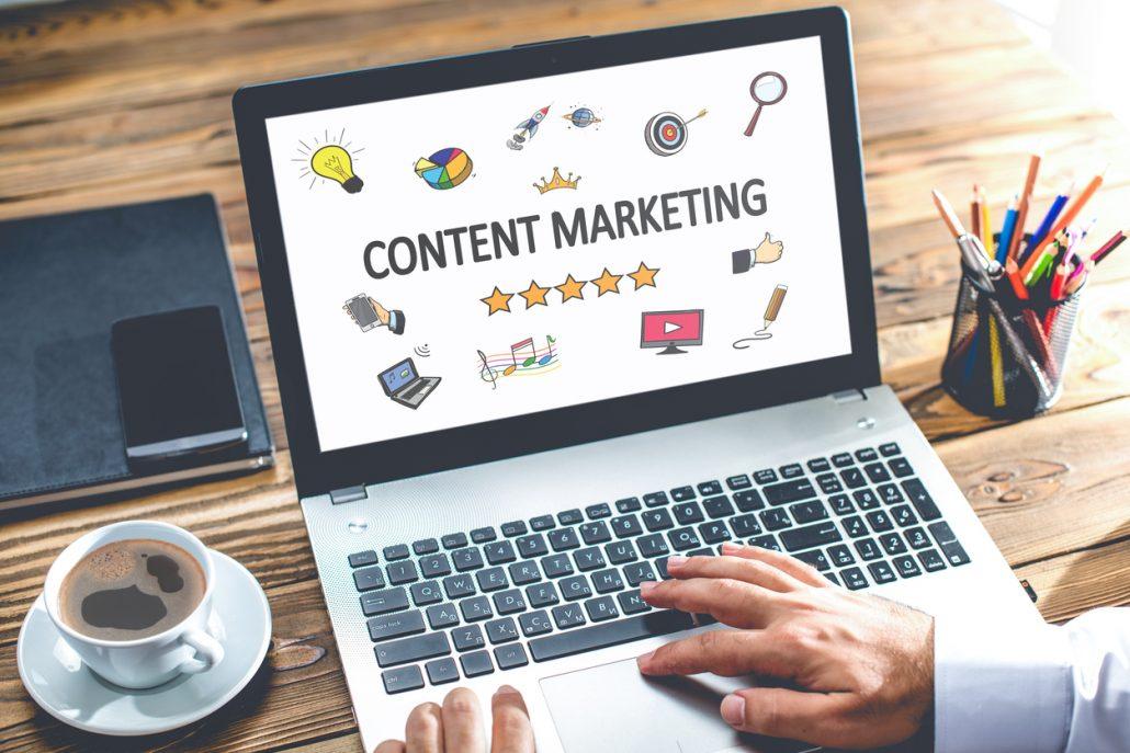 Content marketing services in Las Vegas