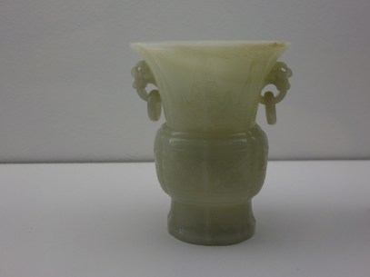 Flower-shaped vessel (Qing dynasty)