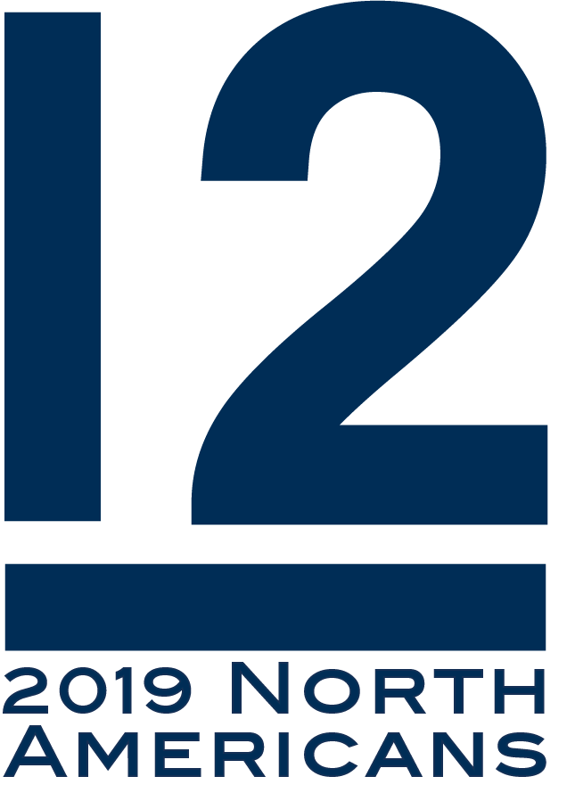 2019 12 Metre North American Championship logo