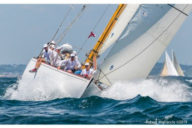 2019 12 Metre World Championship, photo by Robert Migliaccio