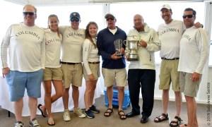 Newport Trophy Regatta Showdown Won by Columbia, Challenge XII and New Zealand