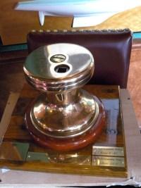 Tiedemann, 12 Metre World Championship Trophy