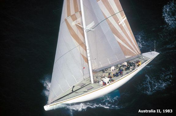 Australia II, KA-6