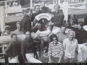 Norsaga, 1964