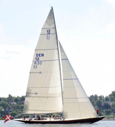 Siesta (DEN-12 / Anker 434) ~ Robbe & Berking Classics photo
