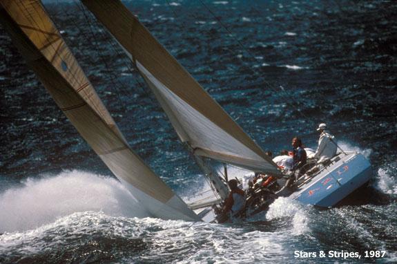 Stars & Stripes '87, US-55