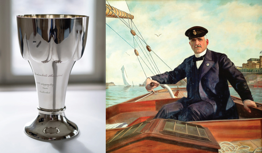 12mRHeatherbellTrophy and NJK Commodore Ernst Krogius double-portrait