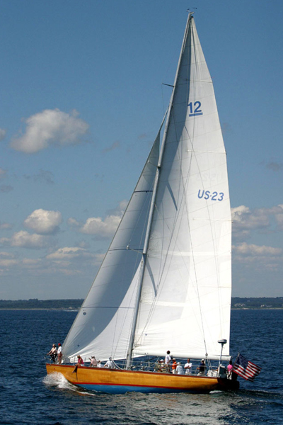 HERITAGE US 23 12 Metre Yacht Club Newport Station