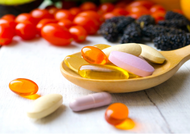 Vitamin and Mineral Supplements for Hepatitis