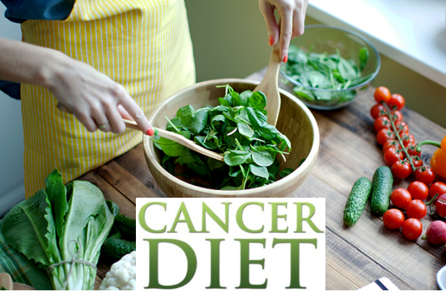 ​​​​Top Foods good and bad  for Cancer Patients