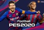 لعبة PES 20