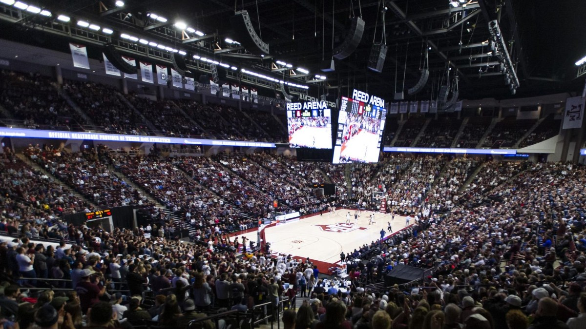 Texas A&M Athletics Selects Davis as General Manager for Reed Arena - Texas  A&M Athletics - Home of the 12th Man