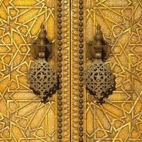 entering the golden chamber