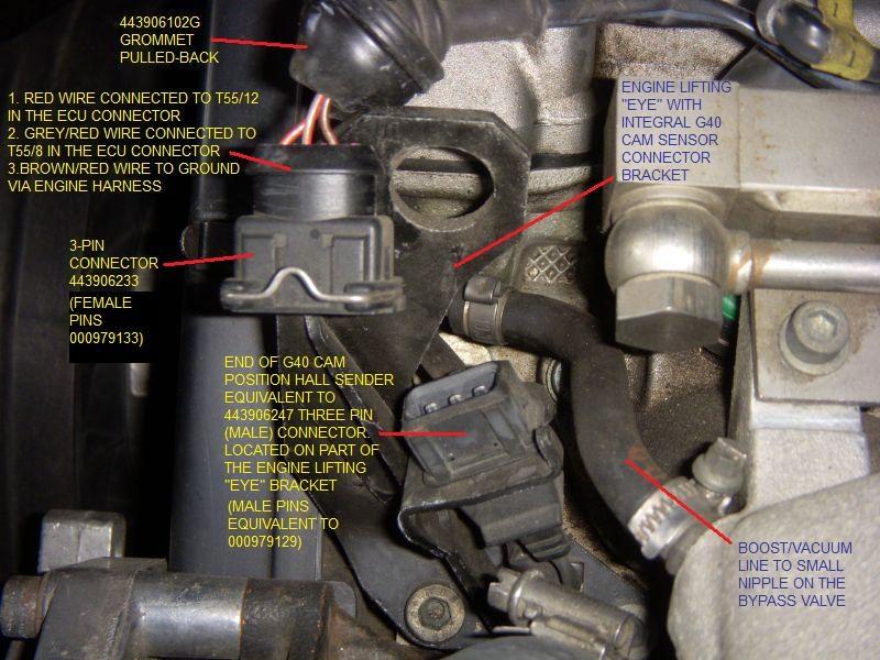 Quattroworld.com Forums: G40 Cam Position Sensor (CPS) Info