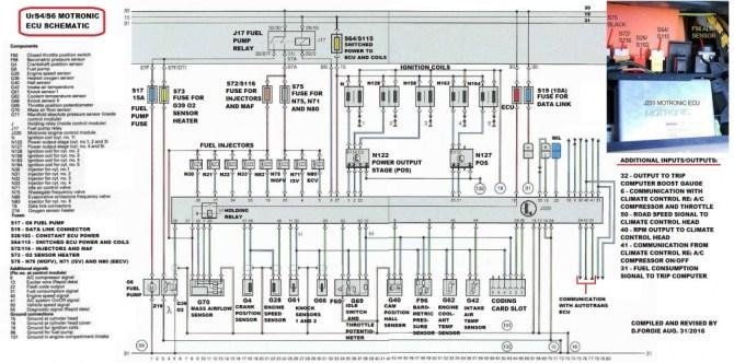 audi a3 ecu wiring diagram  filter wiring diagrams star