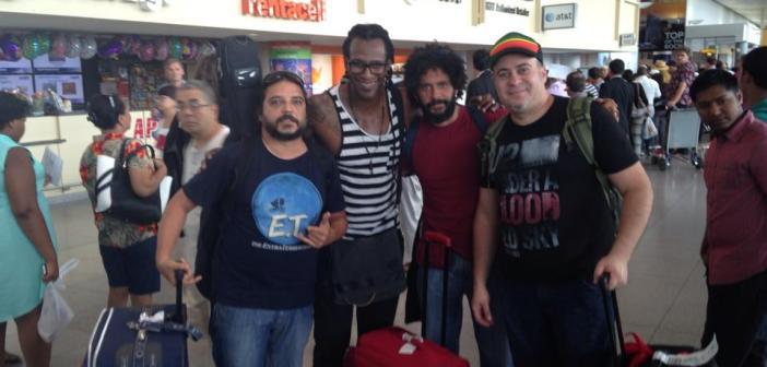 """La banda de rock Toque Profundo realizará su tradicional """"Toque en puya"""" en la víspera de Noche Buena, el próximo 23 de diciembre en Cinema Café"""