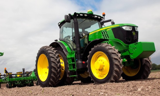 Flaws in John Deere Systems Show Agriculture's Cyber Risk
