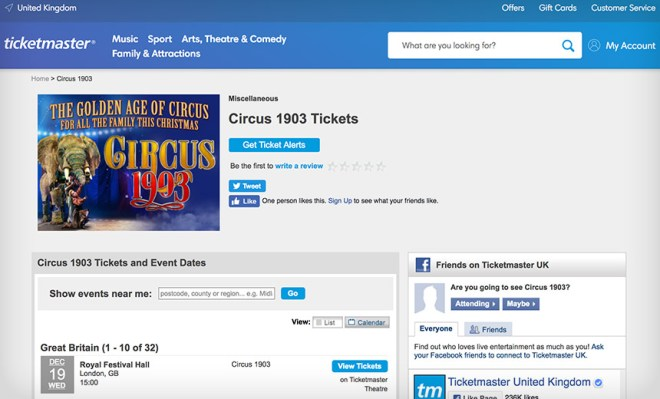 Ticketmaster Fined $1.7 Million for Data Security Failures