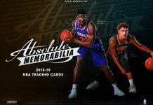 2018-19 Absolute Basketball Sell Sheet