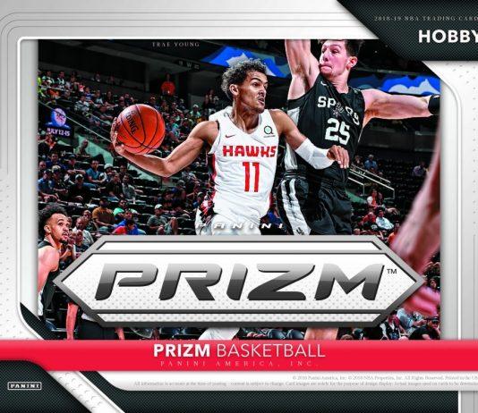 2018-19 Prizm Basketball