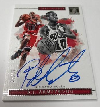 2018 Impeccable Basketball