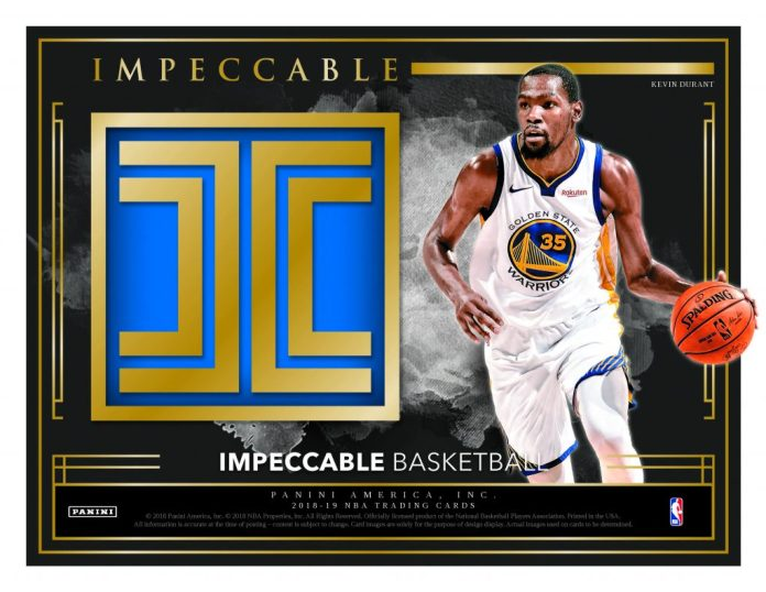 2018 Impeccable Basketball