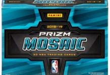 2018-19 Panini Prizm Mosaic Basketball
